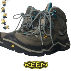 KEEN - Men's Durand Mid WP,  Hiking Boots